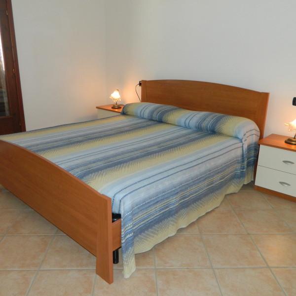 camera letto matrimoniale ville porto corallo: esempio