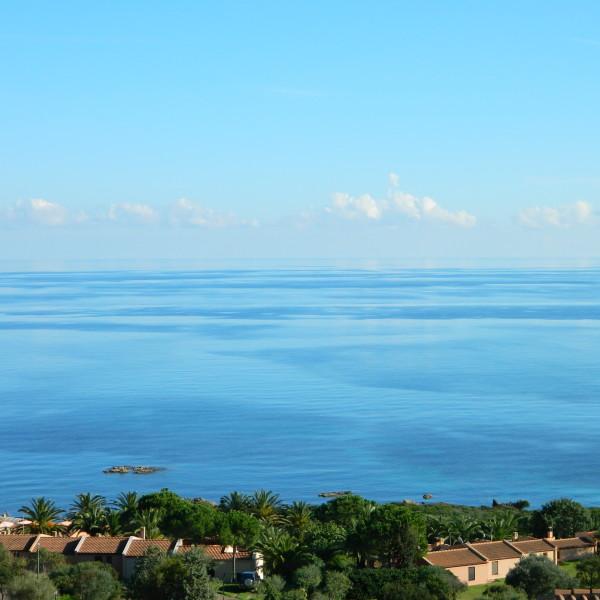 Corallo Vacanze Villa Meerblick
