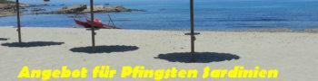 Sardinien Urlaub mit Kindern. Angebot für Pfingsten