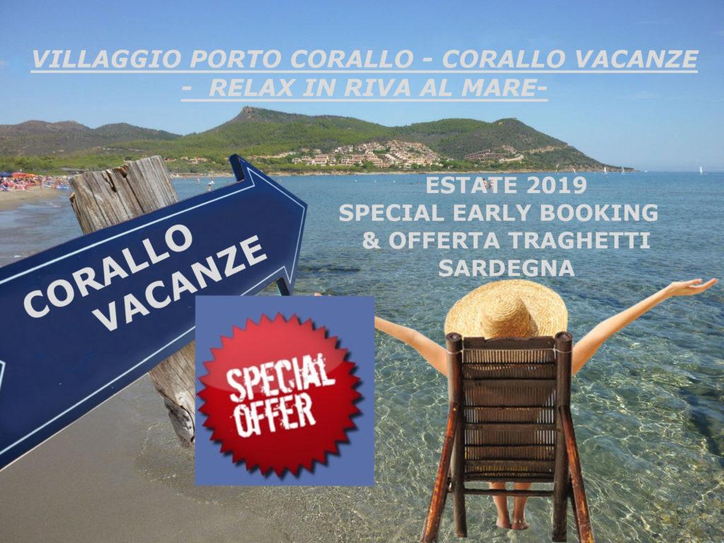 porto corallo Offerta vacanze sardegna