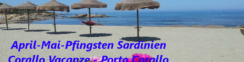 Last minute pfingsten sardinien – corallo vacanze April und Mai