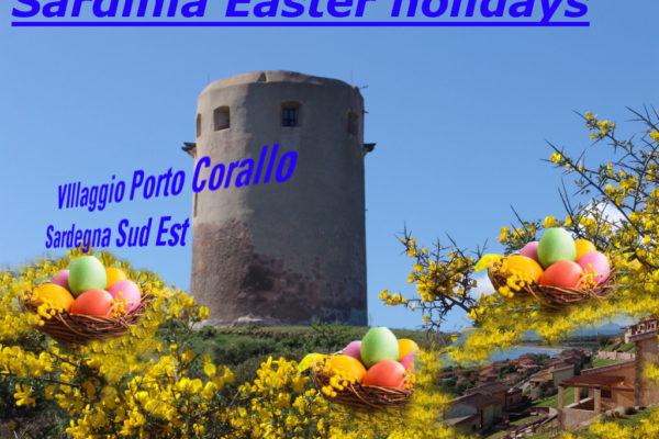 sardinia Easter holidays