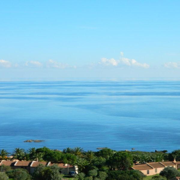 ville corallo vacanze con vista mare