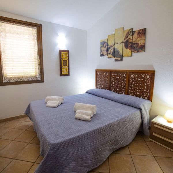 camera matrimoniale esempio - residence sardegna - corallo vacanze