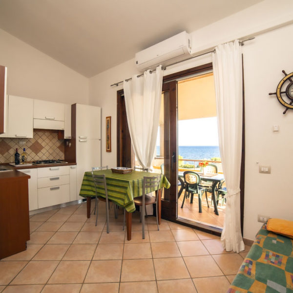 soggiorno esempio - appartamento - porto corallo