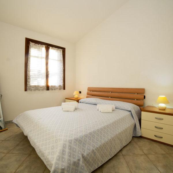 Camera letto matrimoniale - esempio: ville corallo vacanze