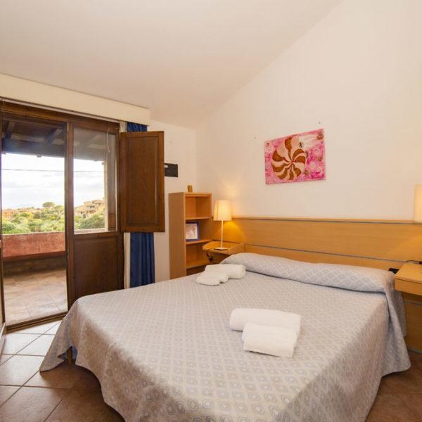 esempio camera letto matrimoniale quadrilocale corallo vacanze