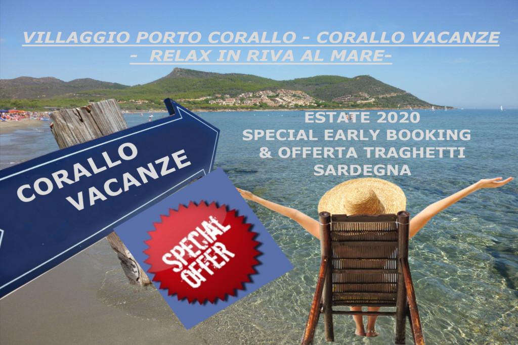 Offerta vacanze sardegna porto corallo