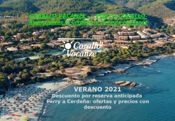 Alojamentos in Cerdena Descuento Corallo Vacanze