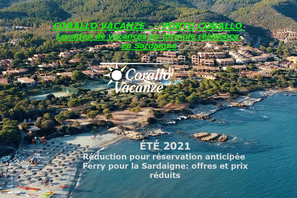 Offre Spéciale Sardaigne Porto Corallo – Corallo Vacanze