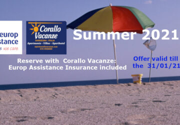 holiday safe corallo vacanze